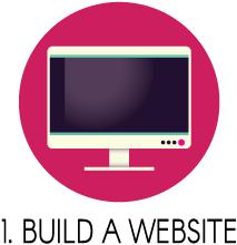 BUILD-A-WEBSITE How To Start An Online Business